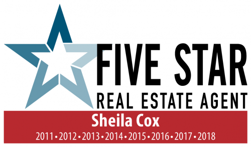 sheila cox five-star real estate agent