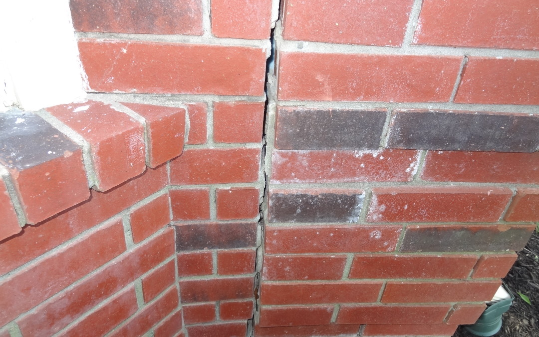 Brick Repairs in Sugar Land Area
