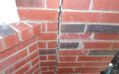 Brick Repairs in Sugar Land Area