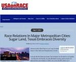 Sugar Land Embraces Diversity