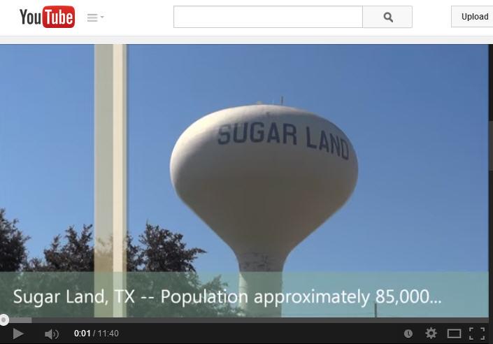 Sugar Land Videos