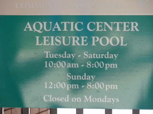 First_Colony_Aquatic_Center