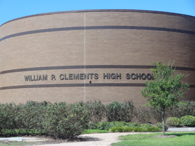 Sugar Land Schools Clements2
