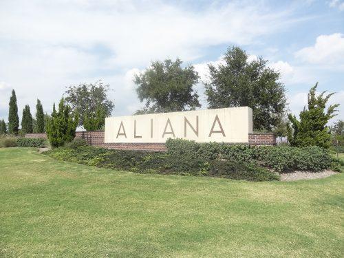 Aliana Sign
