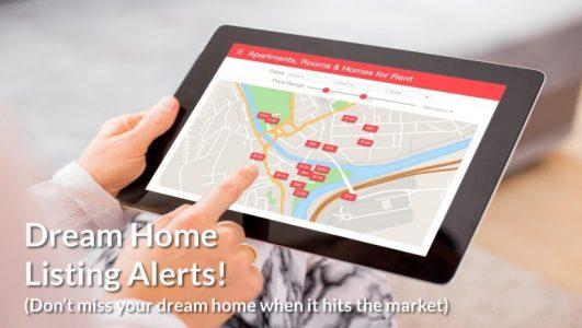 dream home alerts