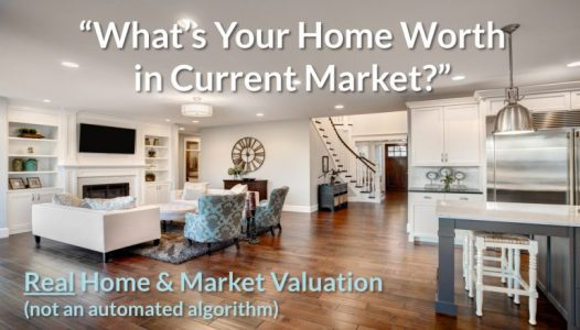 home worth value