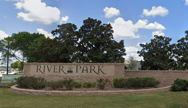riverpark sign