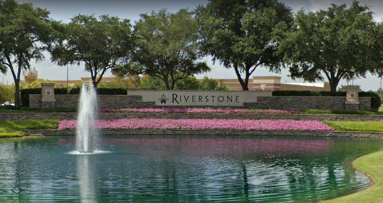 riverstone entrance