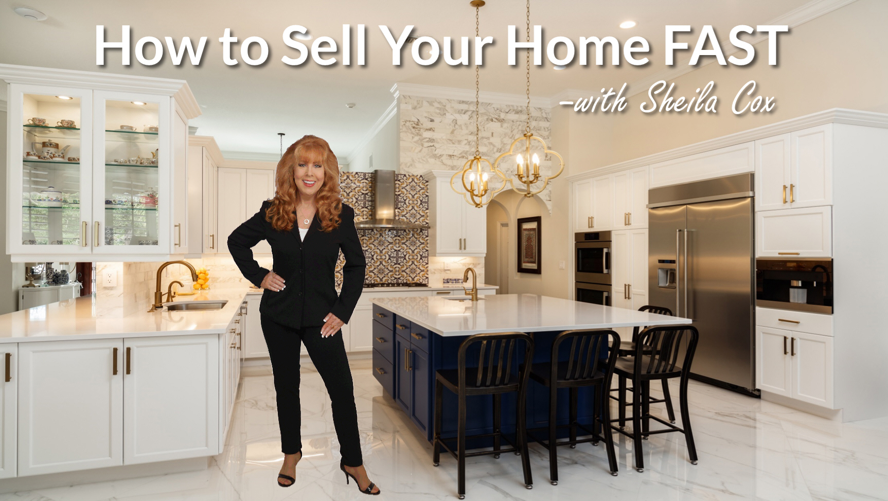 how to sell home