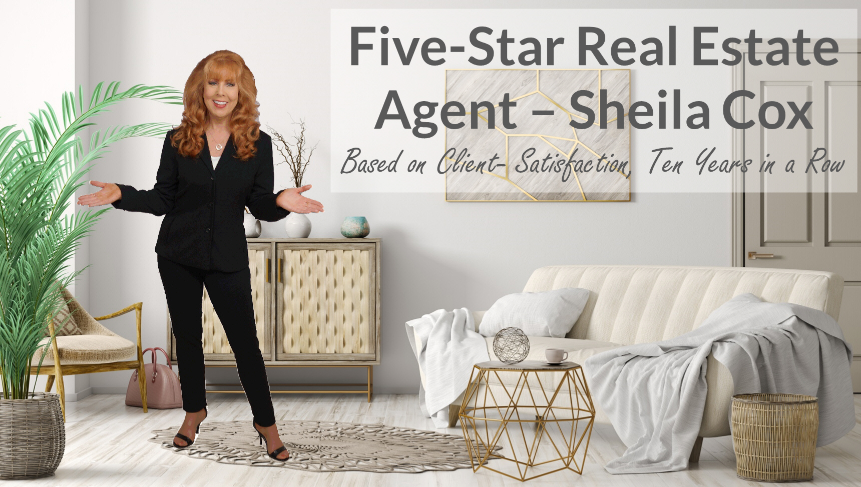 sheila cox five star real estate agent