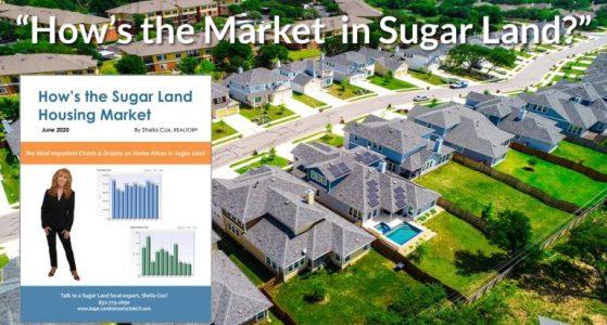 sugar land market report