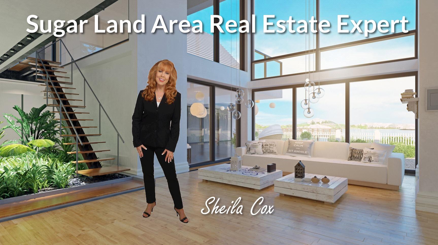 sugar land real estate agent