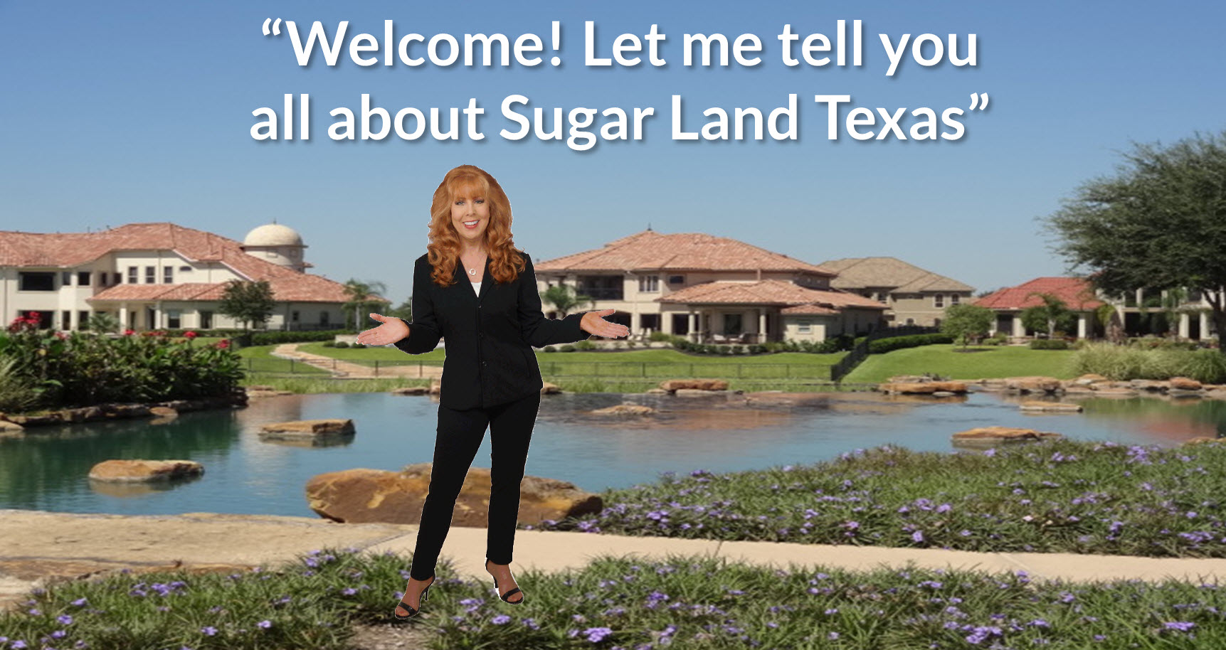 welcome to sugar land